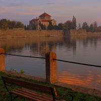 Öreg-tó sétány