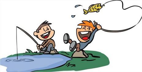 Horgászverseny a Cseke tavon
