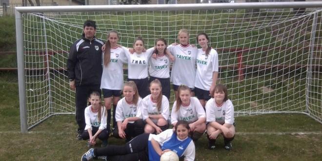 TAC U15-ös női labdarúgó csapat