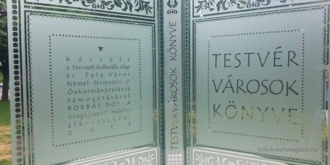 Tata Testvérvárosai