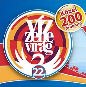 Víz Zene Virág Fesztivál…PROGRAM 2015.