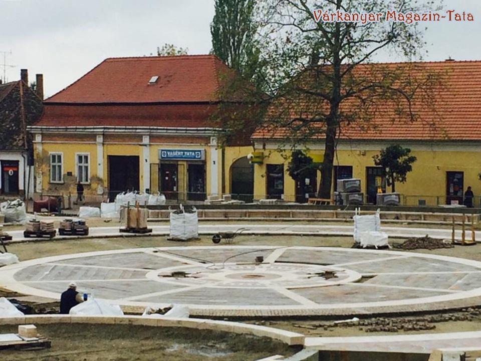 Kossuth tér,várkanyar magazin,tata,